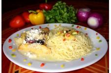 Greek Chicken Scaloppini