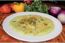 Jalapeno, Lime-Cilantro Hummus
